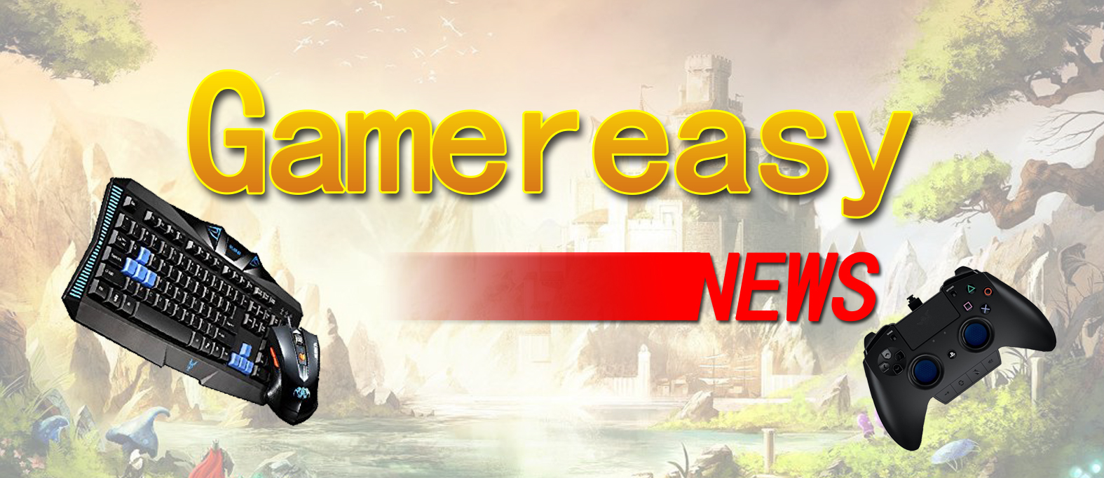 Gamereasy News Icon